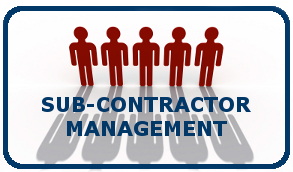 Sub contractor management Find subcontracting work